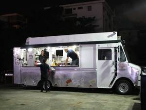 Food Trucks de Santo Domingo